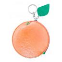 Kumba pénztárca ,narancs