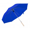 Korlet esernyő , kék