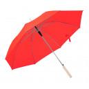 Korlet esernyő , piros