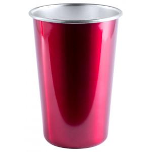 Beltan pohár , piros