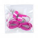 Celter fülhallgatók , pink