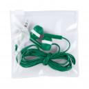 Celter fülhallgatók , zöld