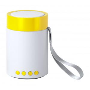 Netpak bluetooth hangszóró, sárga