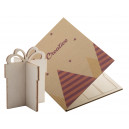 Creax Eco üdvözlőlap, ajándékdoboz