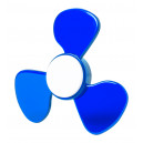 Bolty pörgettyű , kék
