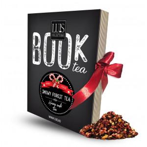 Könyv tea – Havas erdő