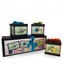 Kölyök Box – Choco Kids (csokoládé válogatás)