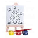 Picass festő szett , Karácsonyfa