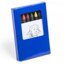 Yisus rajz szett , kék