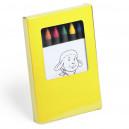 Yisus rajz szett , sárga