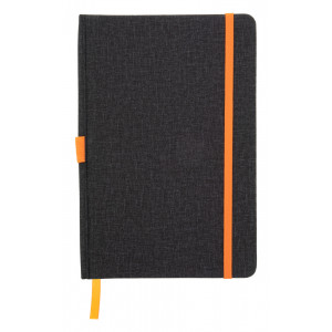 Andesite jegyzetfüzet , narancssárga