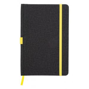 Andesite jegyzetfüzet , sárga