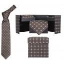"""""""Clergoux"""" nyakkendő , Zöld"""