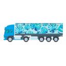 Trucker 15 kamion formájú vonalzó, 15 cm