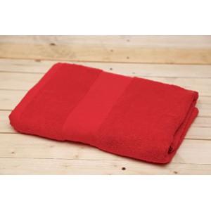 50x100cm OLIMA törölköző , Piros