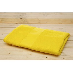 30x50cm Olima  törölköző ,sárga