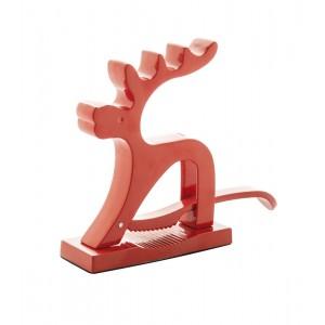 """""""Reindeer"""" diótörő , piros"""