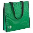Recycle bevásárlótáska, Zöld