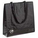 Recycle bevásárlótáska, Fekete