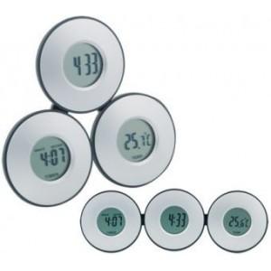 TRIO óra-hőmérő