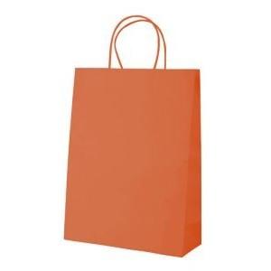 """""""Mall"""" papírtáska , Narancssárga,"""