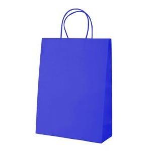 """""""Store"""" papírtáska , Kék,"""