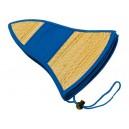 Caribbean gyékény kalap, Kék
