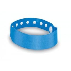 """Multivent"" patentos karszalag , kék"