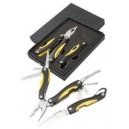 808023 8 funkciós multifogó, zsebkés, fekete-sárga
