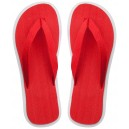Cayman strandpapucs, piros