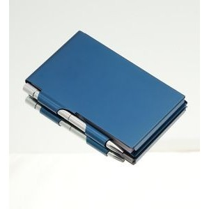 Serim  jegyzettömb tollal, kék