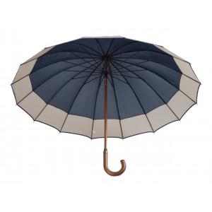 Monaco esernyő, kék