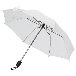 Rainbow teleszkópós esernyő, fehér