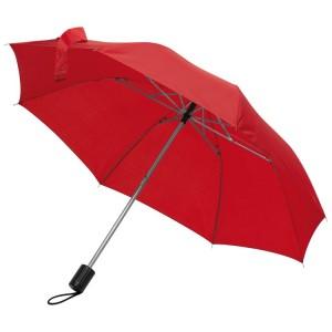 Rainbow teleszkópós esernyő, piros