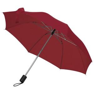 Rainbow teleszkópós esernyő, burgundi