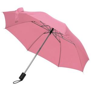 Rainbow teleszkópós esernyő, rózsaszín