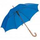 Favázas automata esernyő, középkék