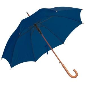 Favázas automata esernyő, sötétkék
