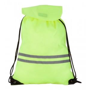 """""""Carrylight"""" jólláthatósági hátizsák , sárga"""