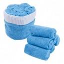 """""""Tekla"""" Törölköző szett , kék"""