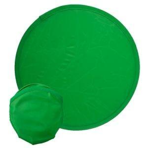 Pocket frizbi, zöld