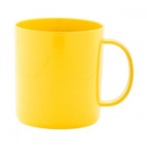 """Witar"" bögre ,sárga"