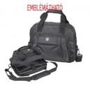 """""""Novak L"""" laptop táska [André Philippe] , fekete"""
