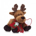 Rudolph plüss rénszarvas