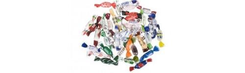 Édességek, csokoládé, cukor, szaloncukor