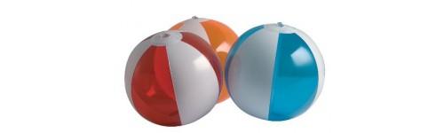 Strandlabdák